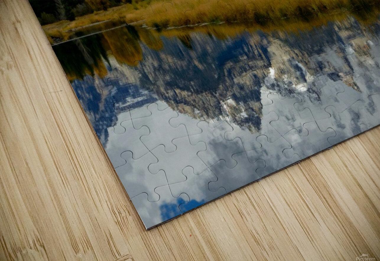 Grand Teton National Park HD Sublimation Metal print