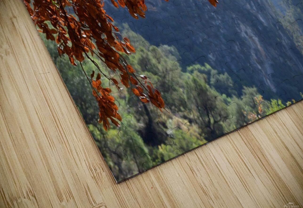 Akchour Impression de sublimation métal HD