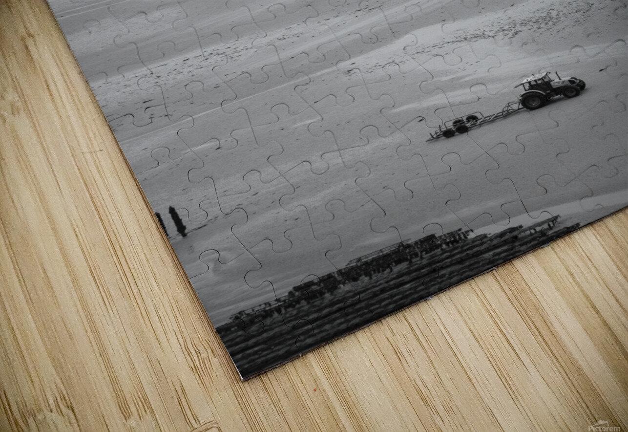 Cancale HD Sublimation Metal print