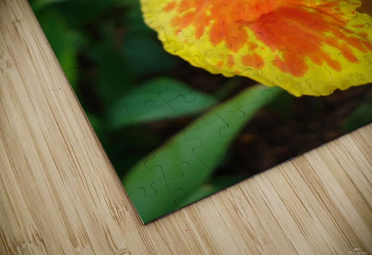 Floral Delight HD Sublimation Metal print