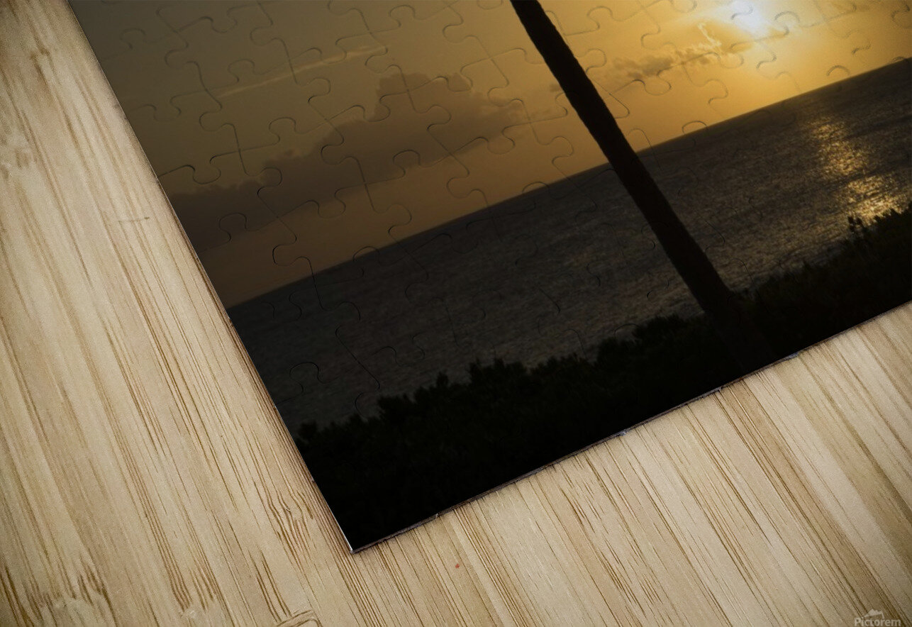 Perfect Day HD Sublimation Metal print