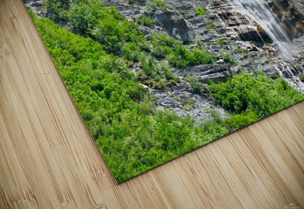 Scenic Utah @ Park City HD Sublimation Metal print