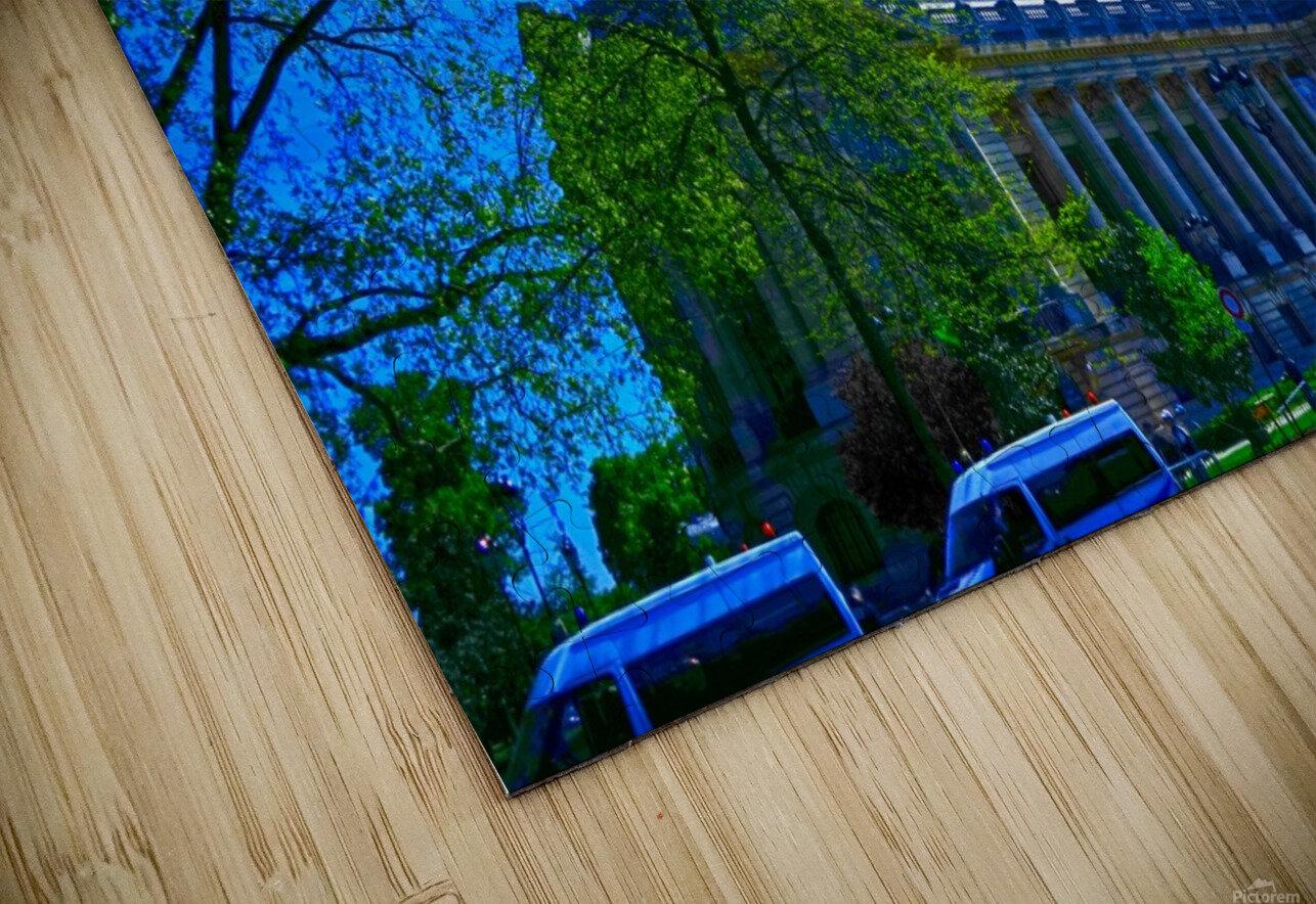 Petit Palais 8th Arrondissement Paris HD Sublimation Metal print