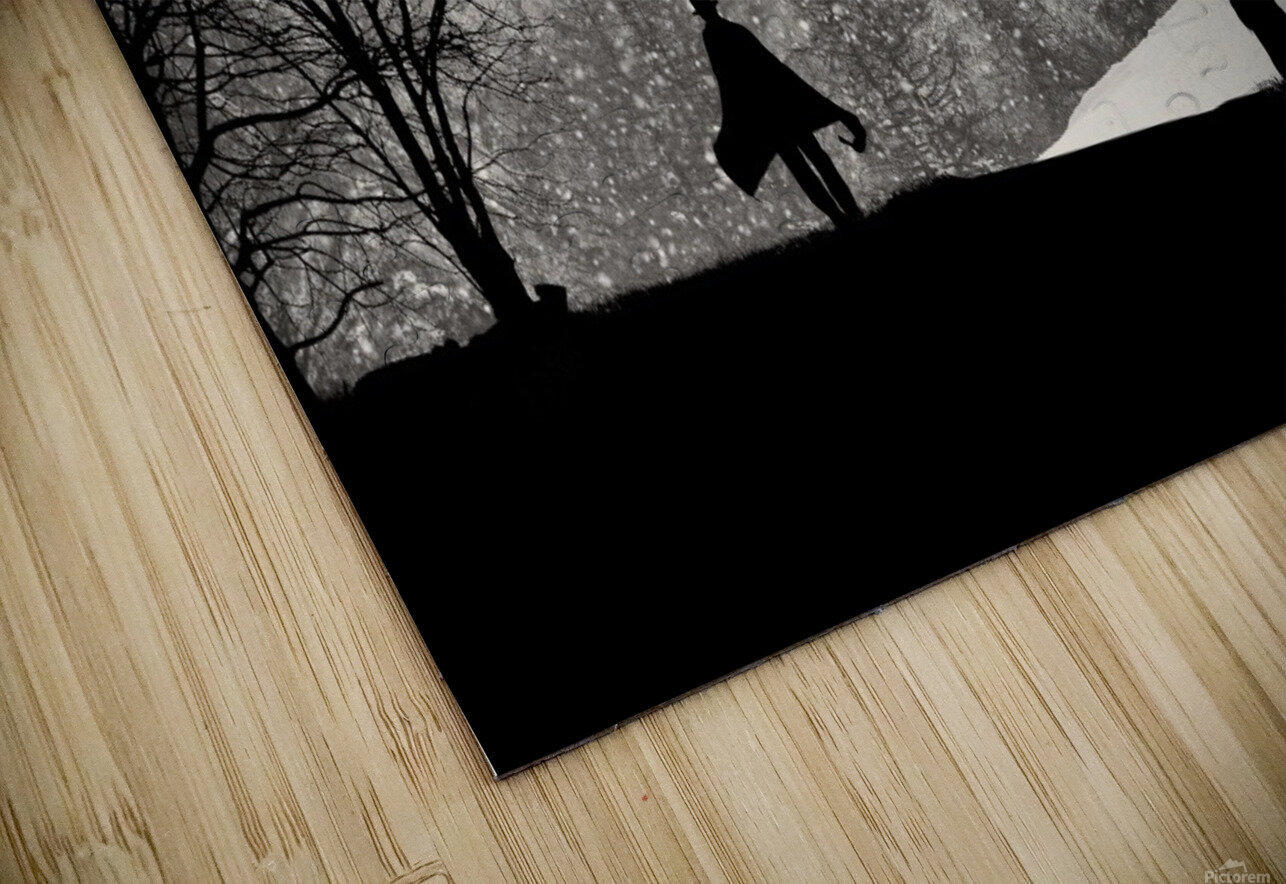It's time to go HD Sublimation Metal print