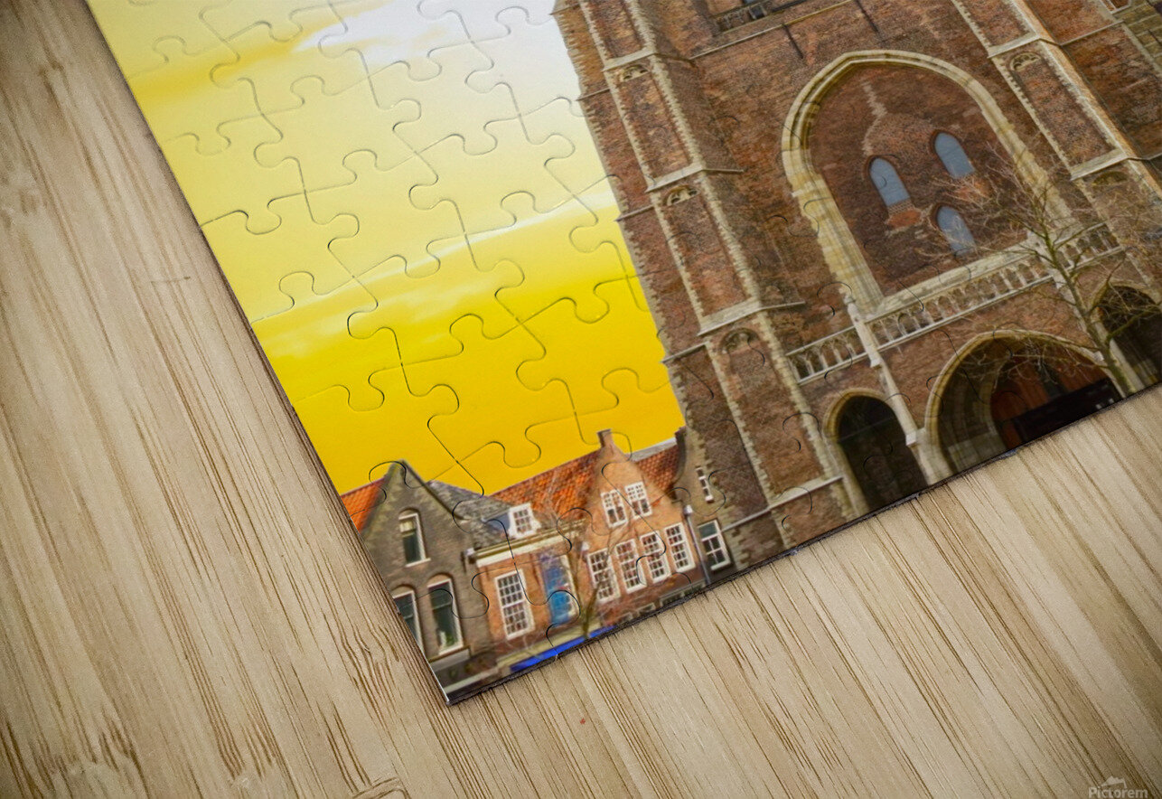 A Dream of the Netherlands 4 of 4 HD Sublimation Metal print