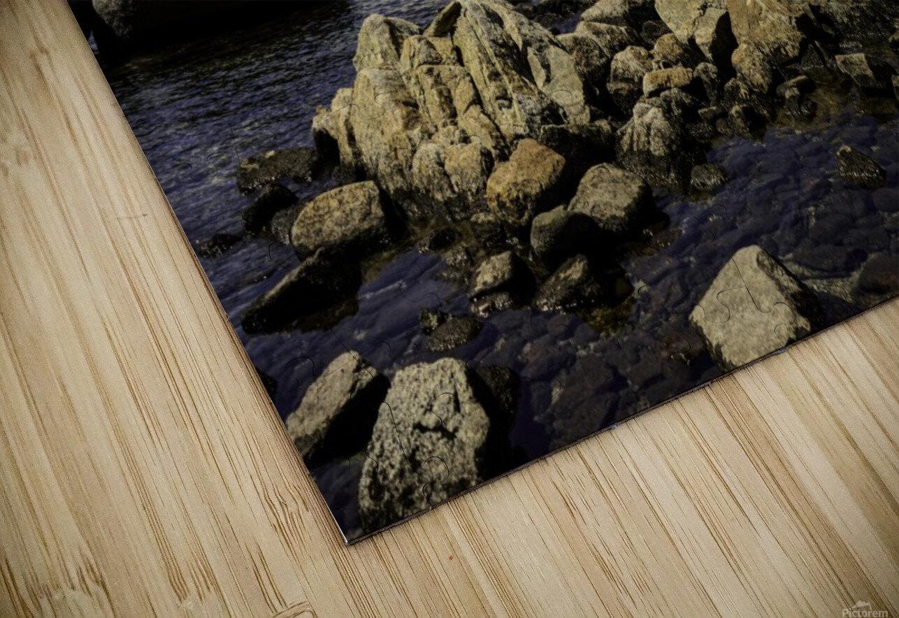 Majestic View HD Sublimation Metal print