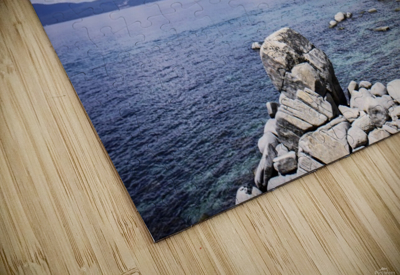 Out West 7 of 8 HD Sublimation Metal print