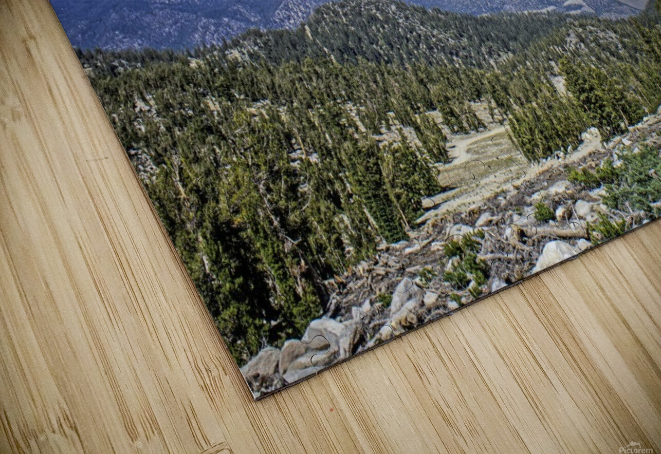 Out West 1 of 8 HD Sublimation Metal print