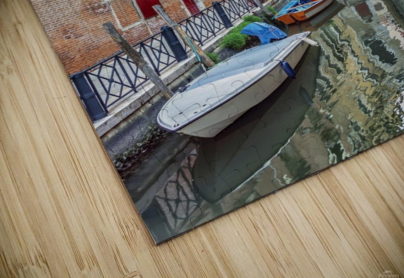 Quiet Venice HD Sublimation Metal print