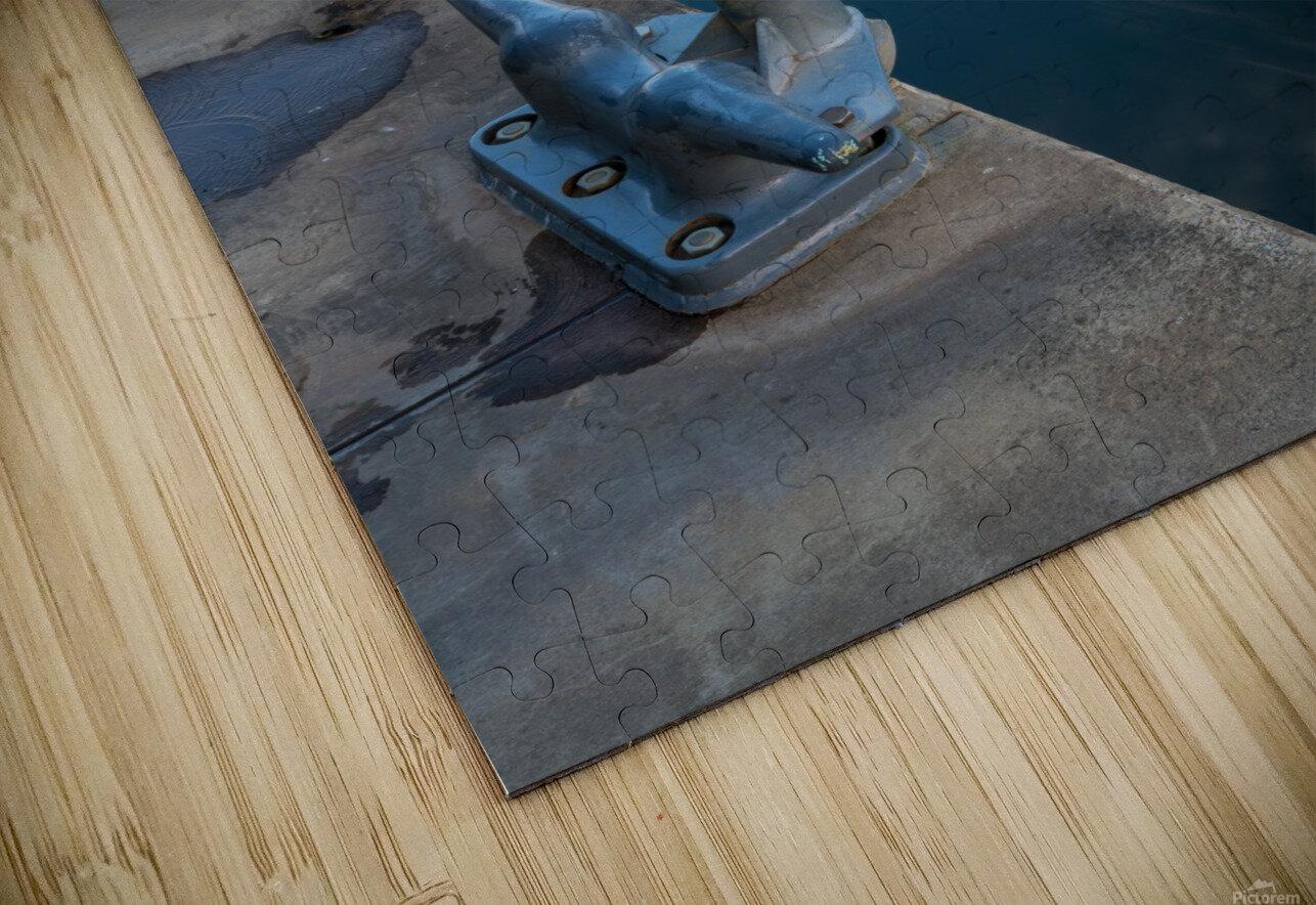 Barge Cleat ap 2877 HD Sublimation Metal print