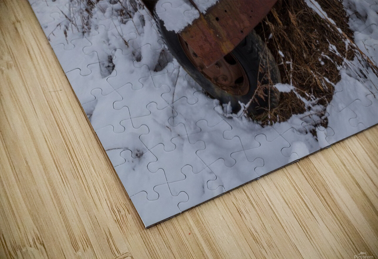 Forgotten ap 2857 HD Sublimation Metal print