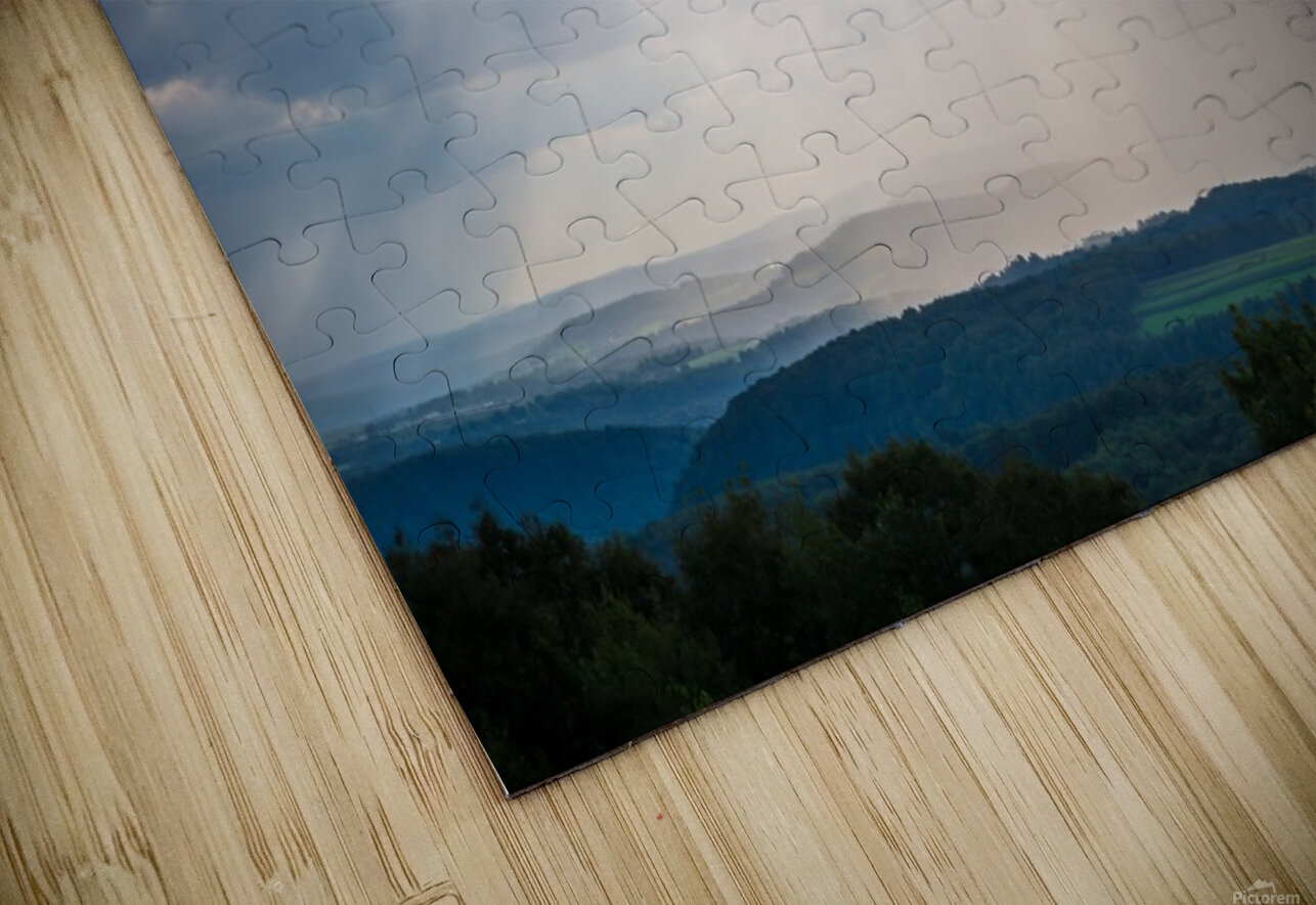 Moving Storm ap 2903 HD Sublimation Metal print