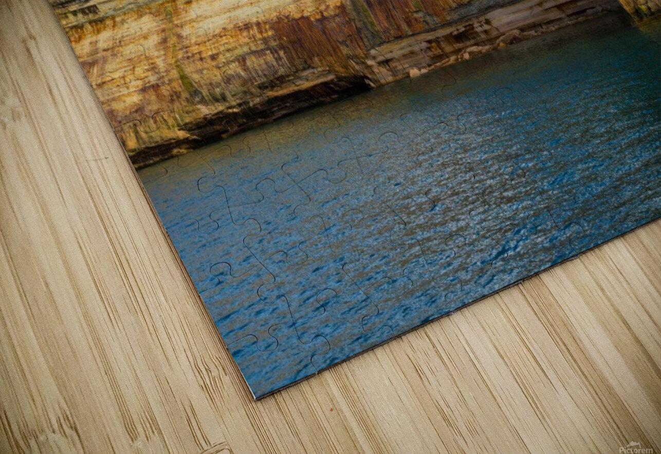 Water Colors ap 2492 HD Sublimation Metal print