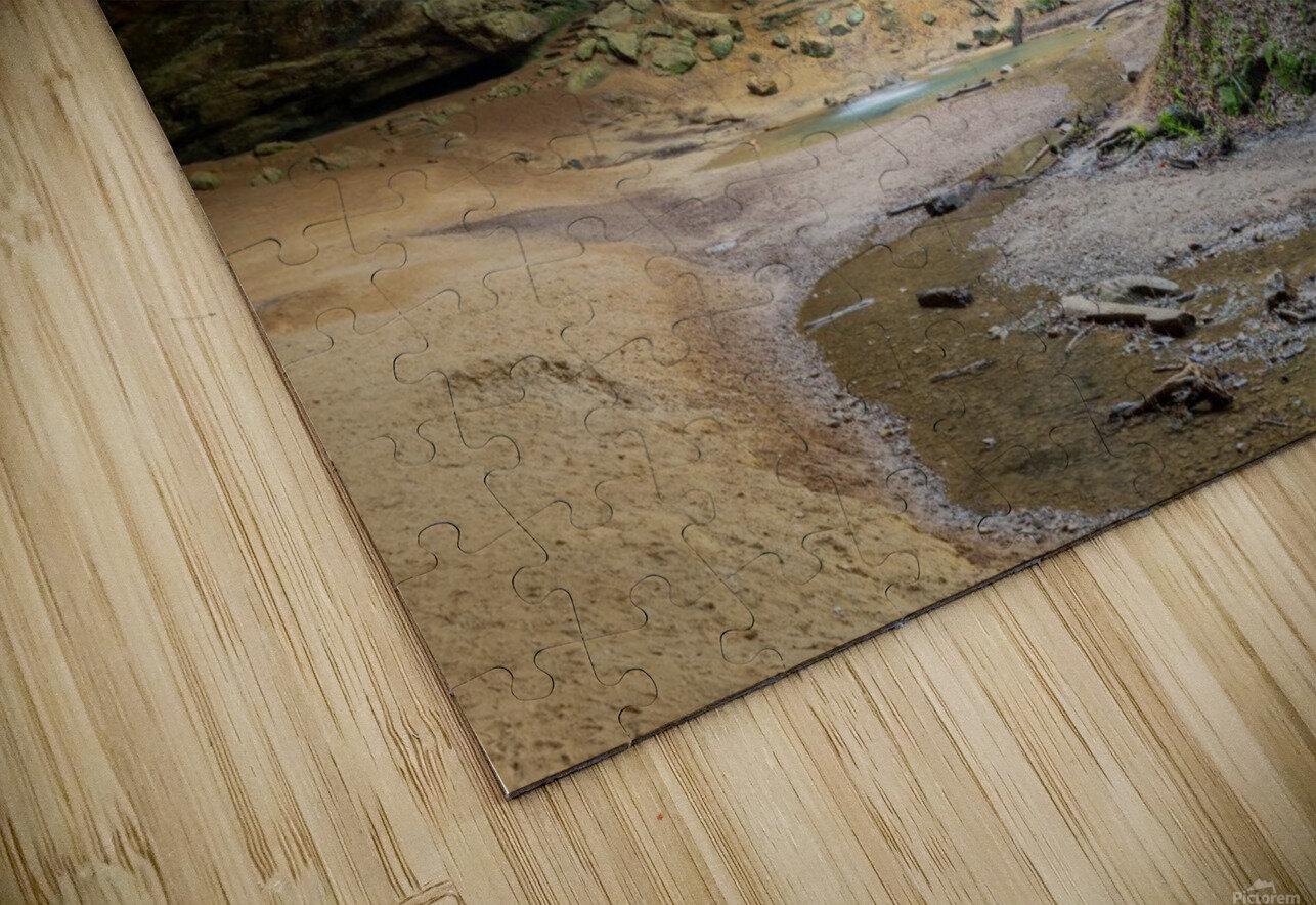 Ash Cave apmi 1642 HD Sublimation Metal print