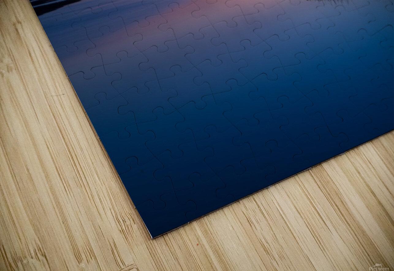 Sunset ap 2762 HD Sublimation Metal print