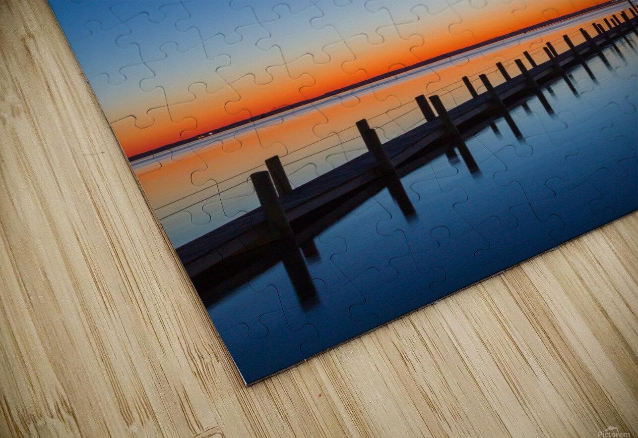 Twilight Sunset ap 1607 HD Sublimation Metal print