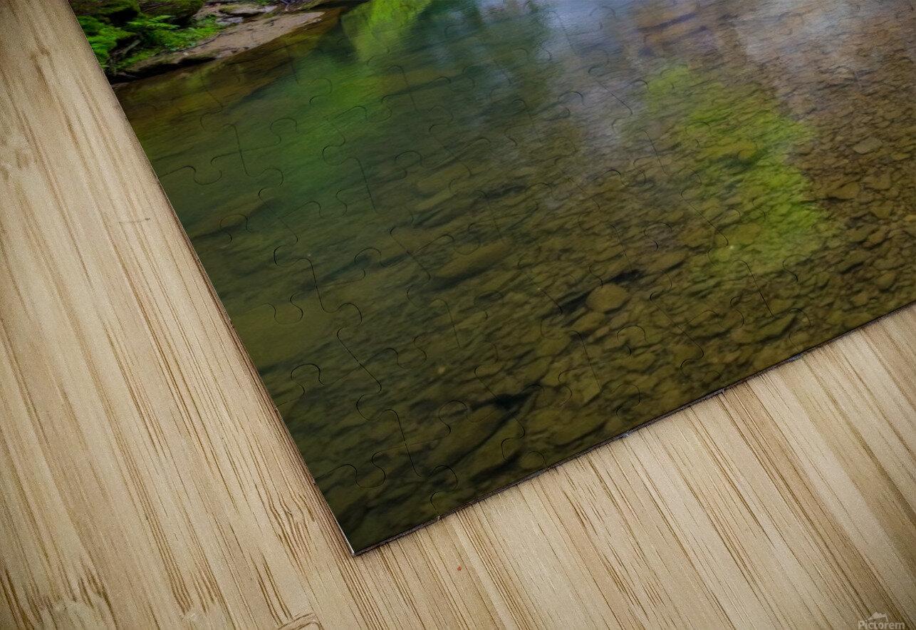Queer Creek ap 2060 HD Sublimation Metal print