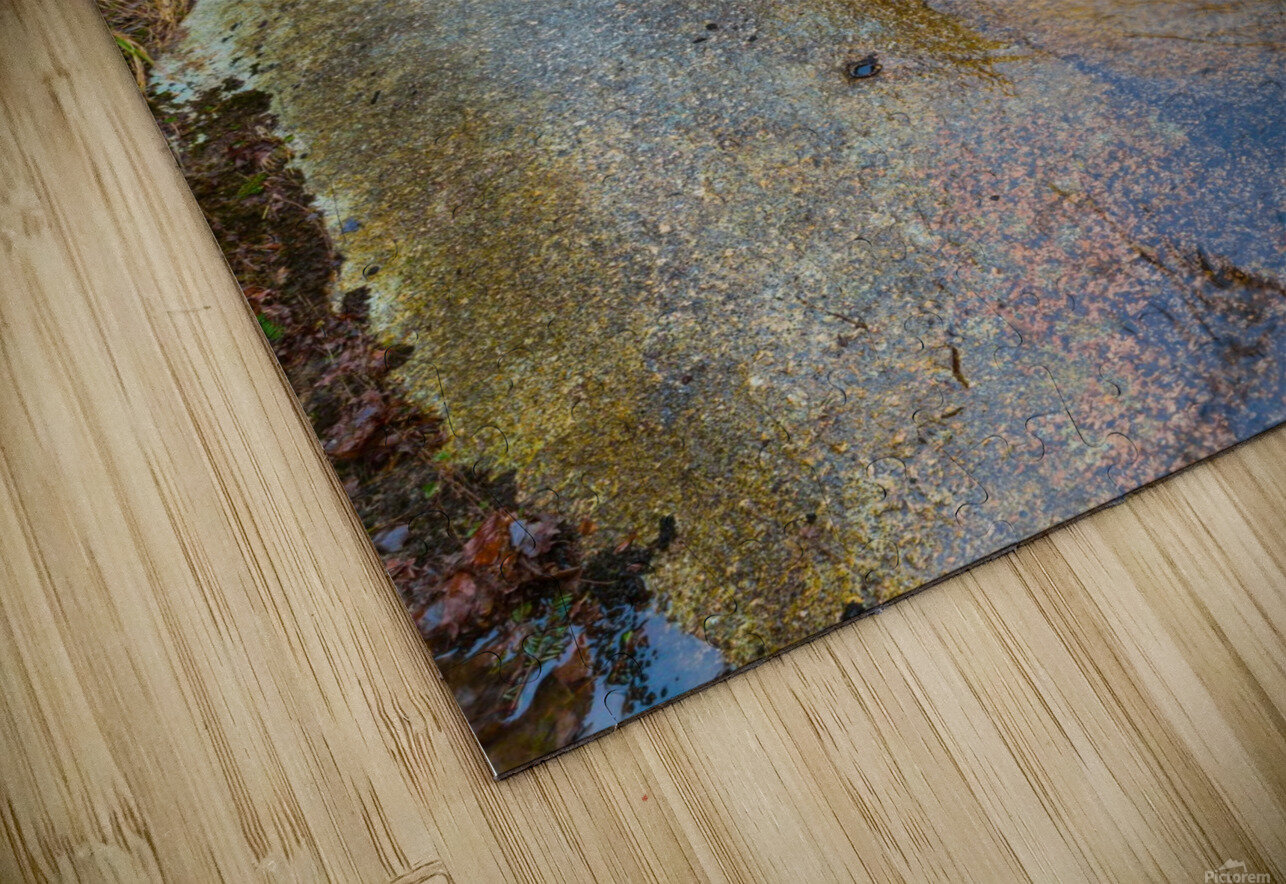 The Basin ap 2162 HD Sublimation Metal print