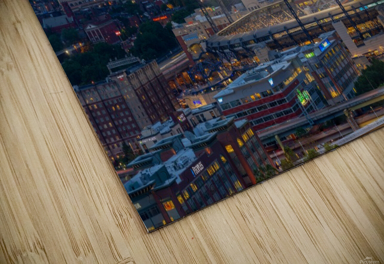 PNC Park apmi 1707 HD Sublimation Metal print
