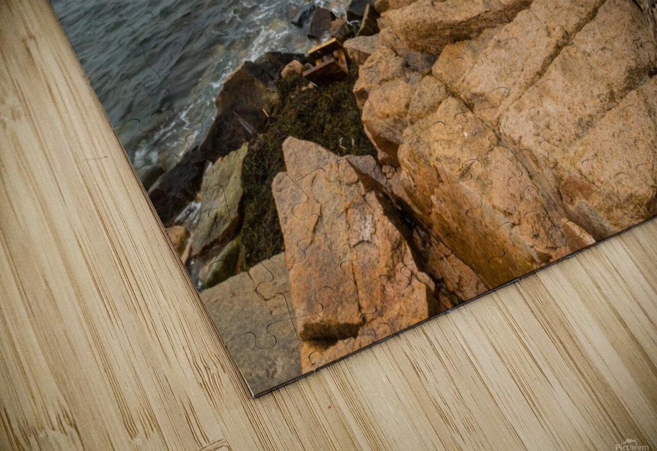 Driftwood ap 2257 HD Sublimation Metal print