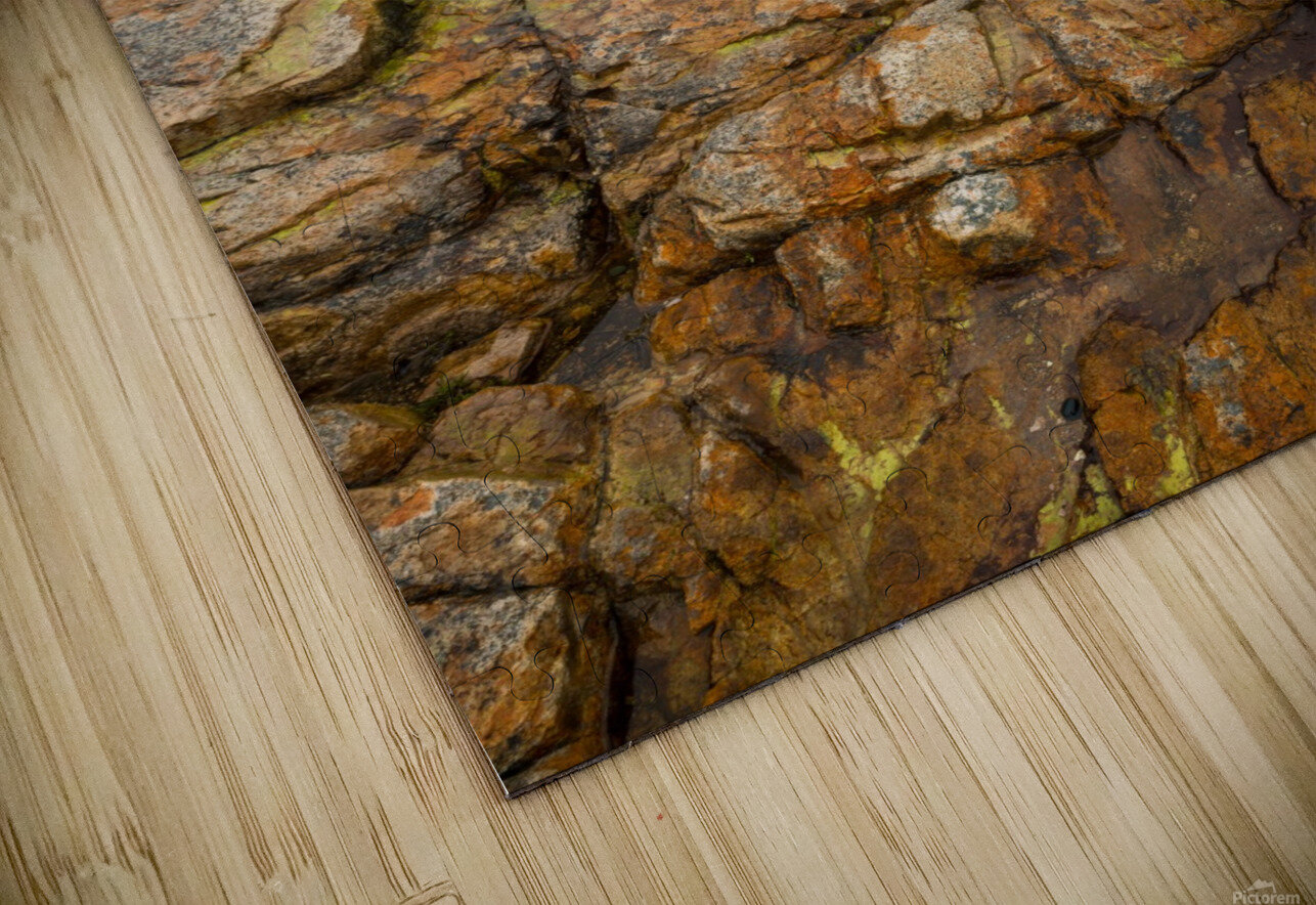 Granite Rock ap 2285 HD Sublimation Metal print