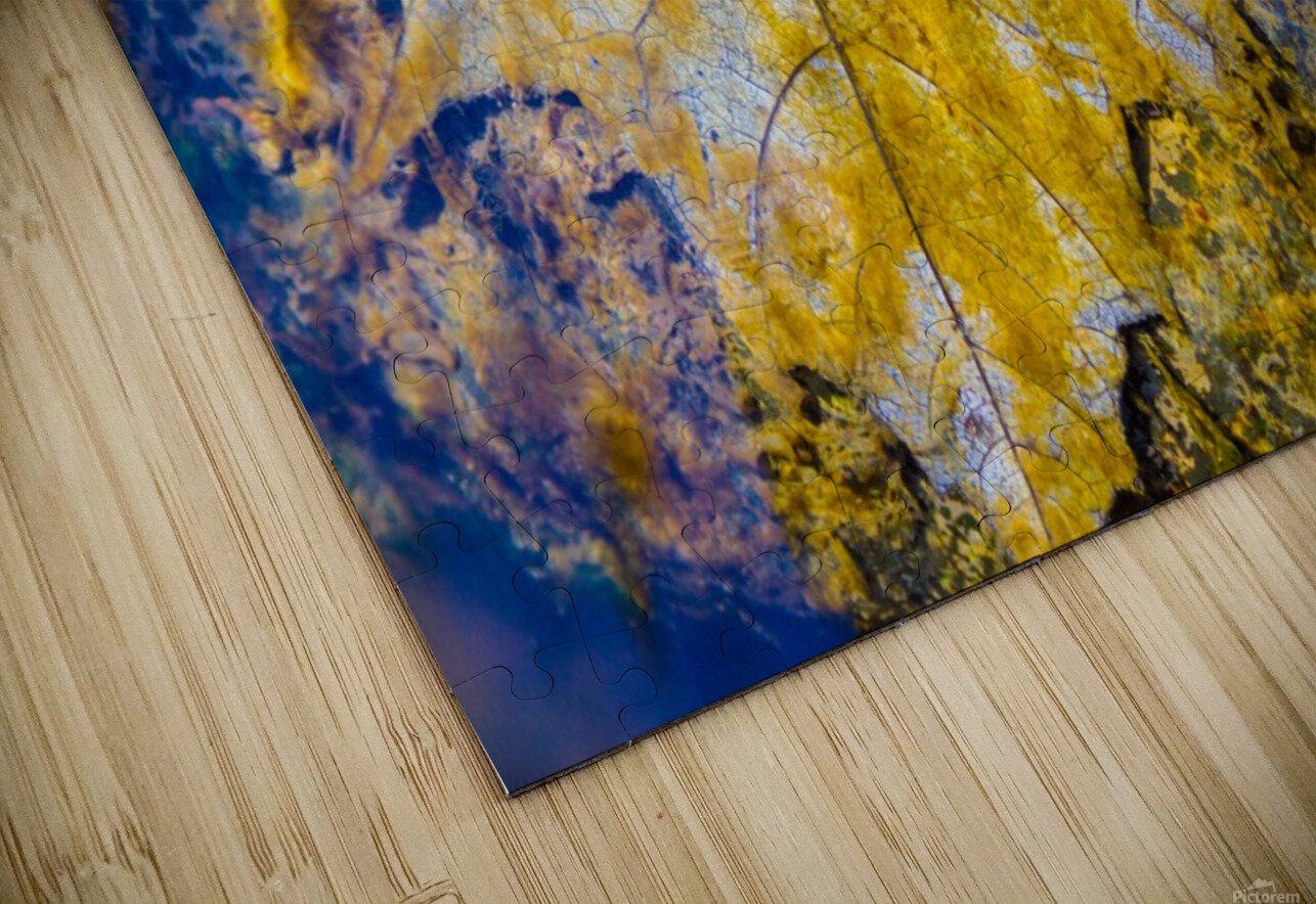 Water Colors ap 1590 HD Sublimation Metal print