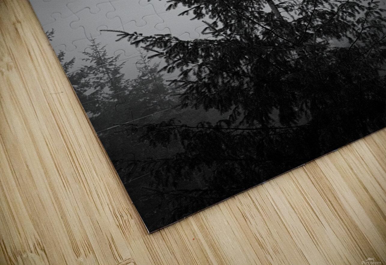 Lonliest Tree HD Sublimation Metal print