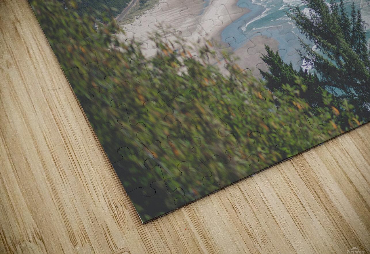 Neahkahnie Beach HD Sublimation Metal print