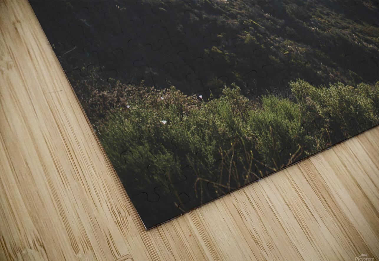 Big Sur California HD Sublimation Metal print