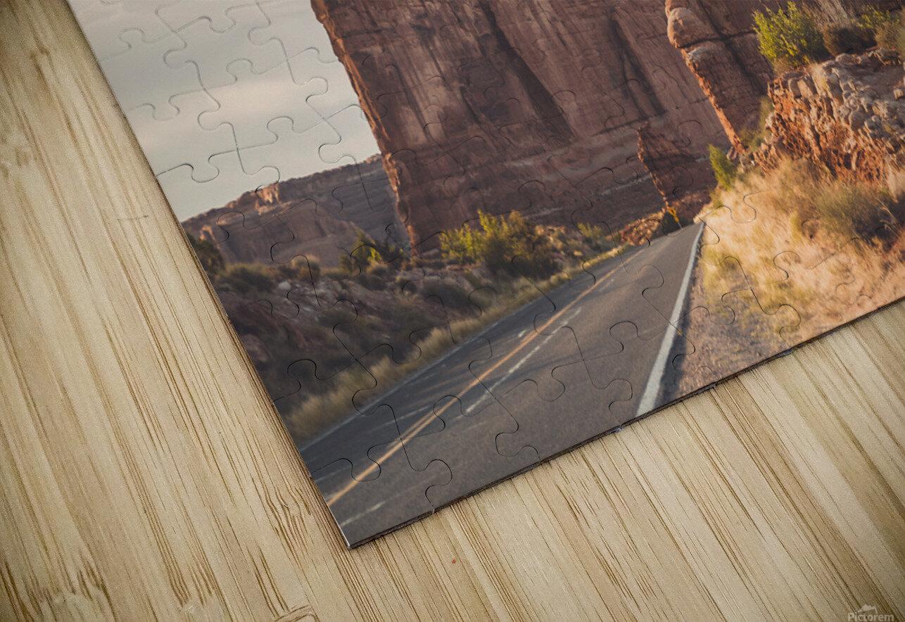 Arches National Park UT HD Sublimation Metal print