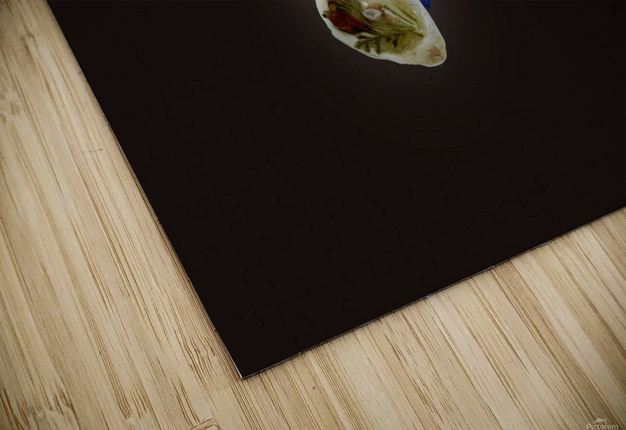 Petals HD Sublimation Metal print