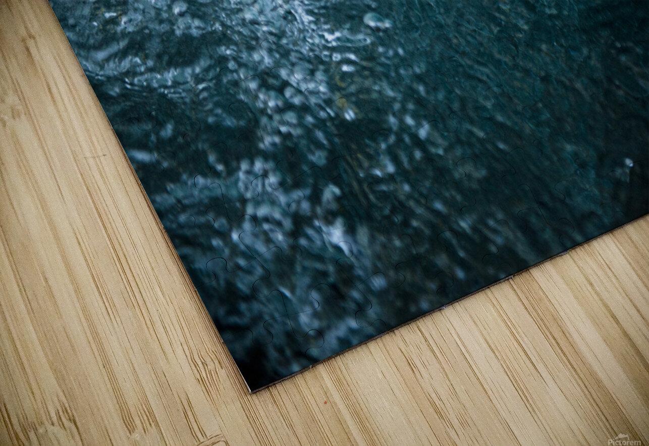 Mckenzie River HD Sublimation Metal print