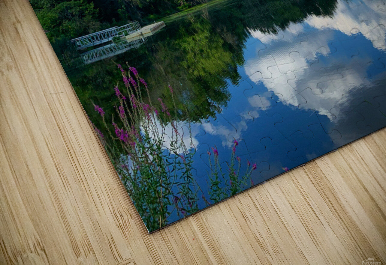 Reflections HD Sublimation Metal print