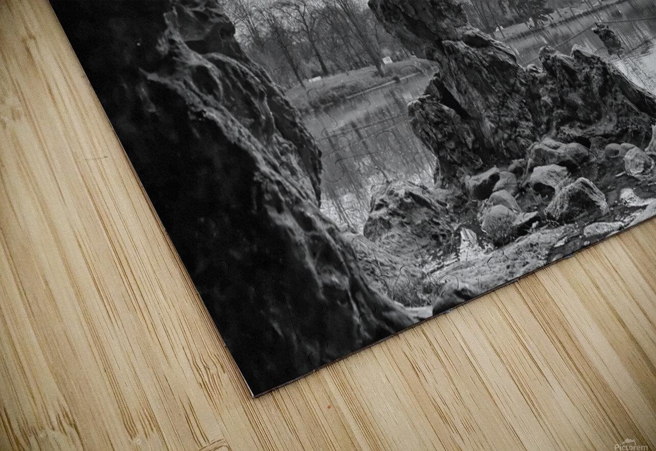 Daumesnil lake Impression de sublimation métal HD