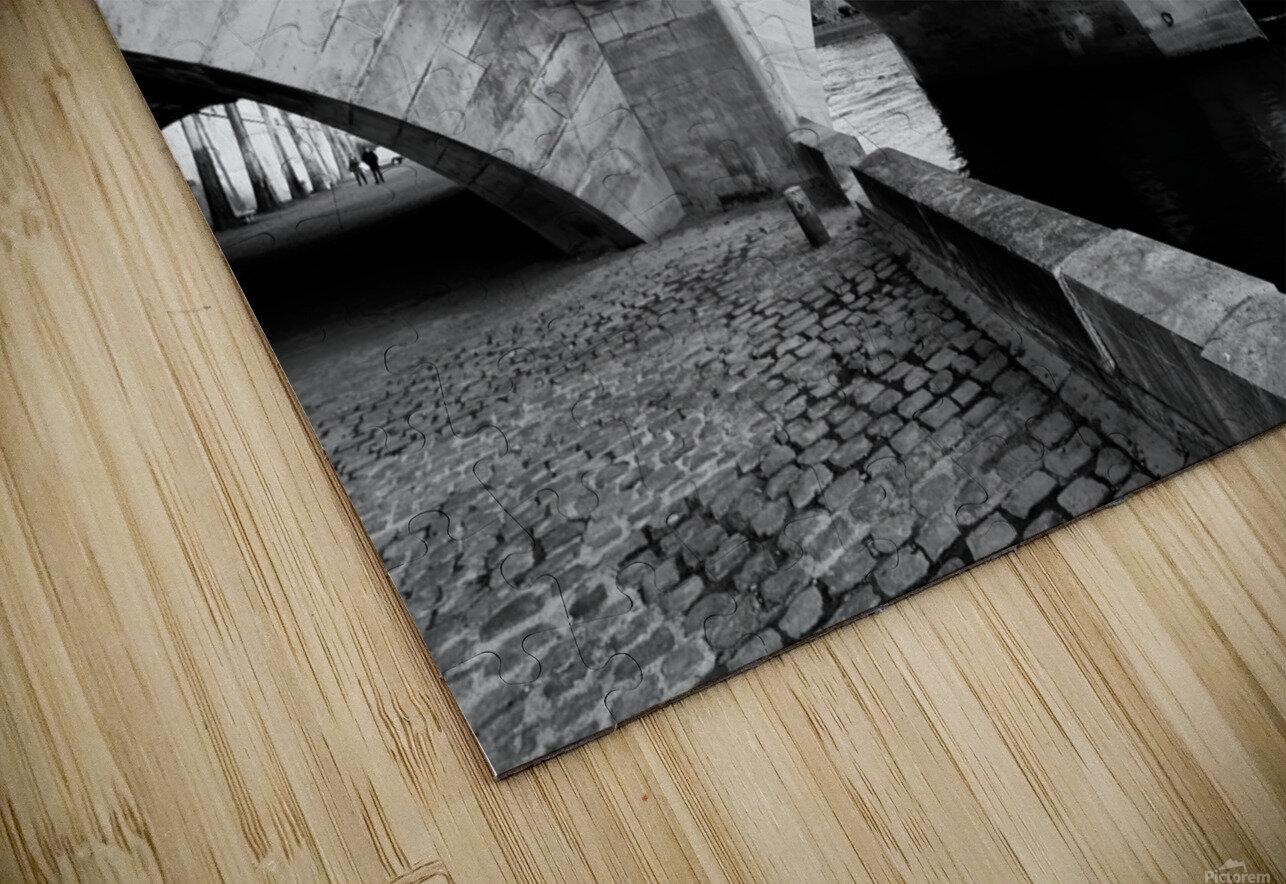Pont Neuf Impression de sublimation métal HD