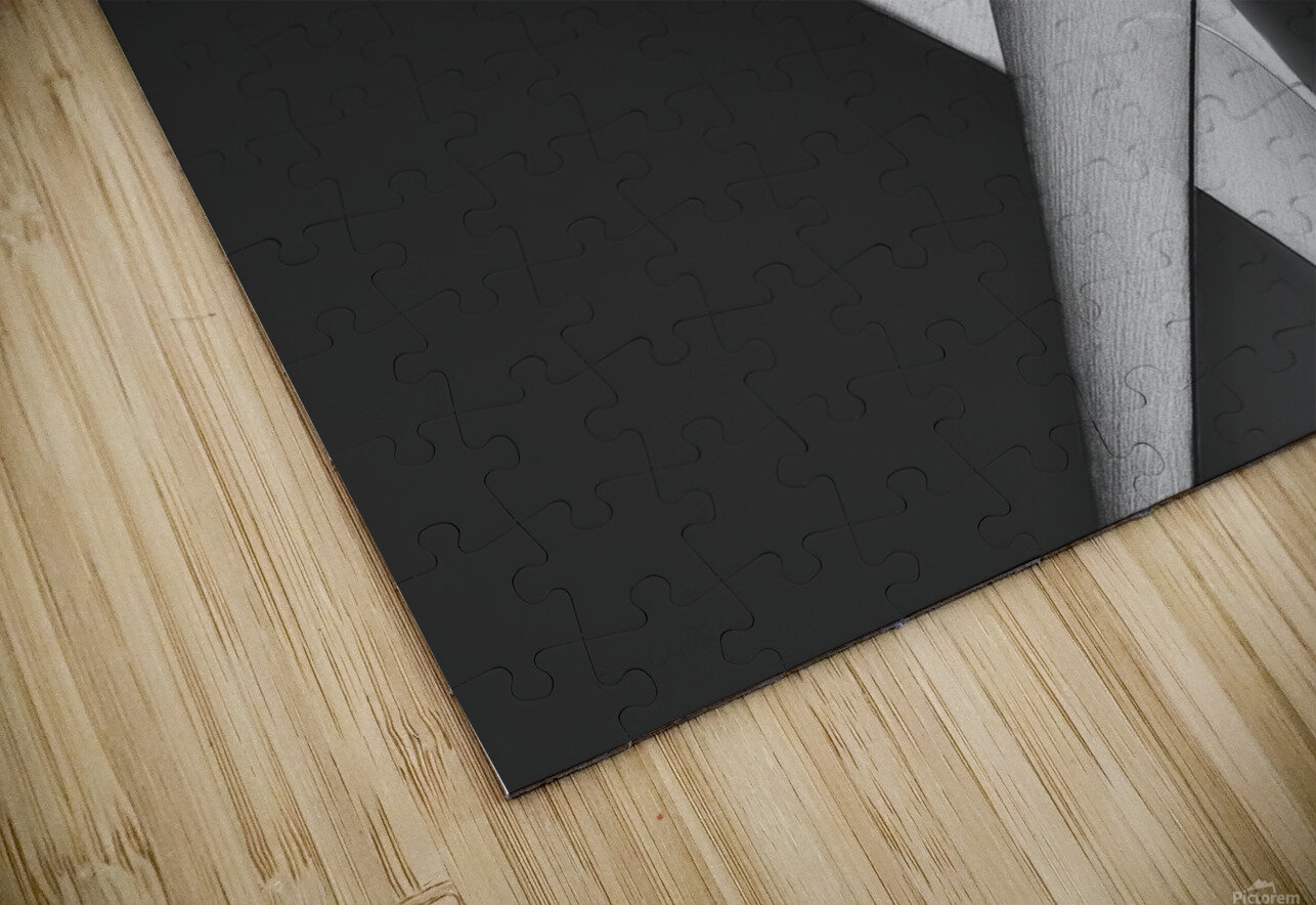 Abstract Sailcloth 9 HD Sublimation Metal print