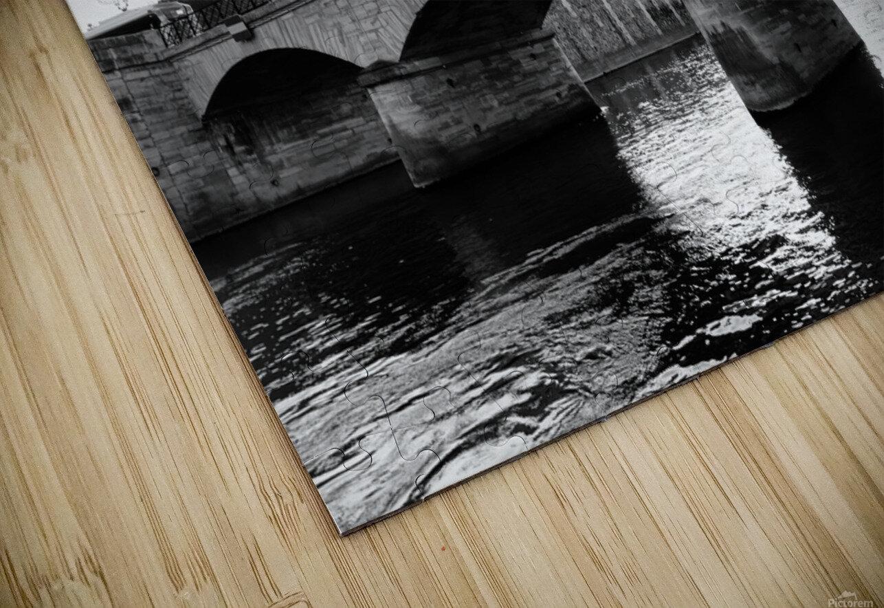 Archeveche bridge Impression de sublimation métal HD