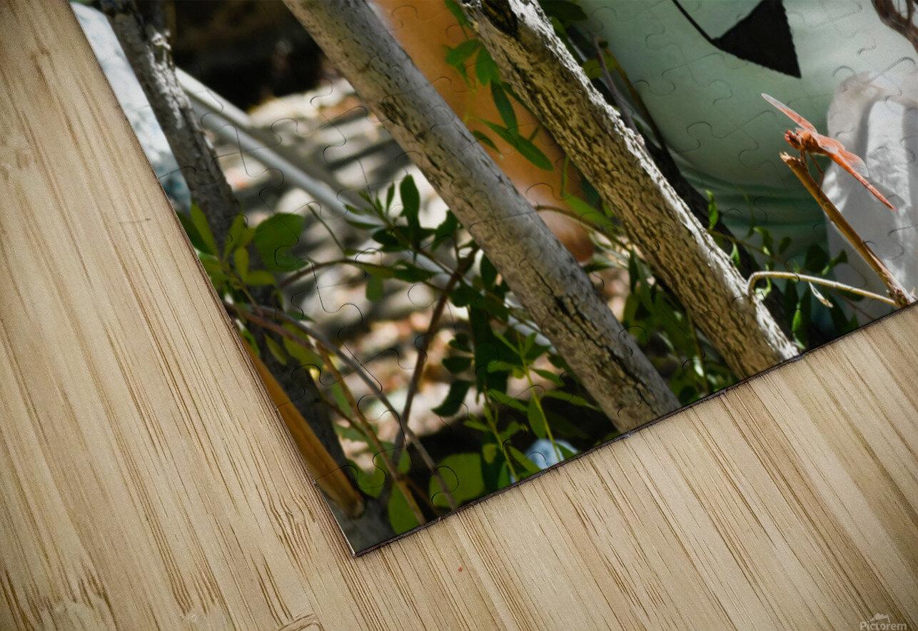 NO SECRET BETWEEN US  collection 2-4 HD Sublimation Metal print