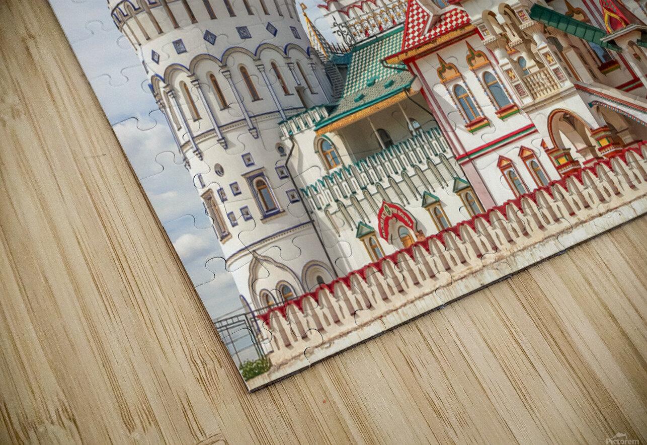 Kremlin HD Sublimation Metal print