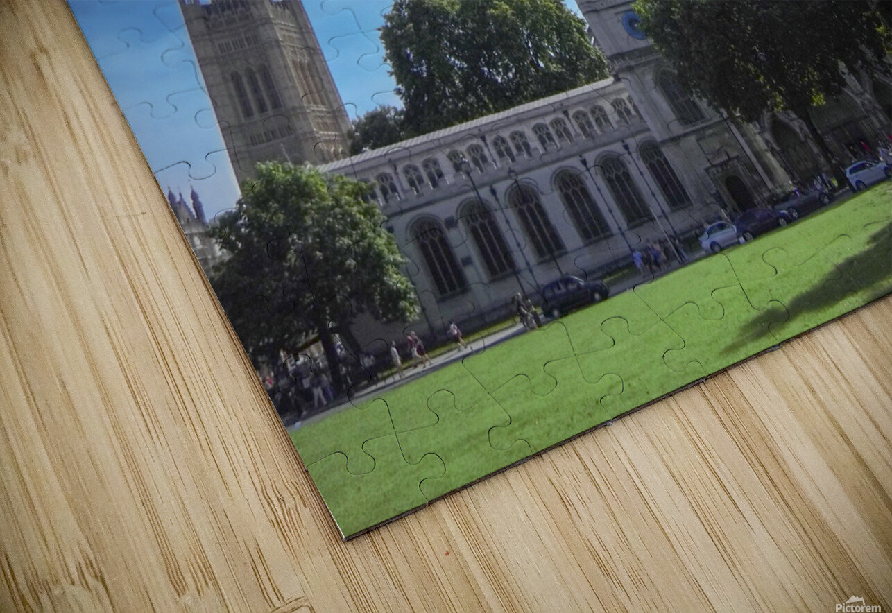 Snapshot in Time Quintessential London 5 of 5 HD Sublimation Metal print