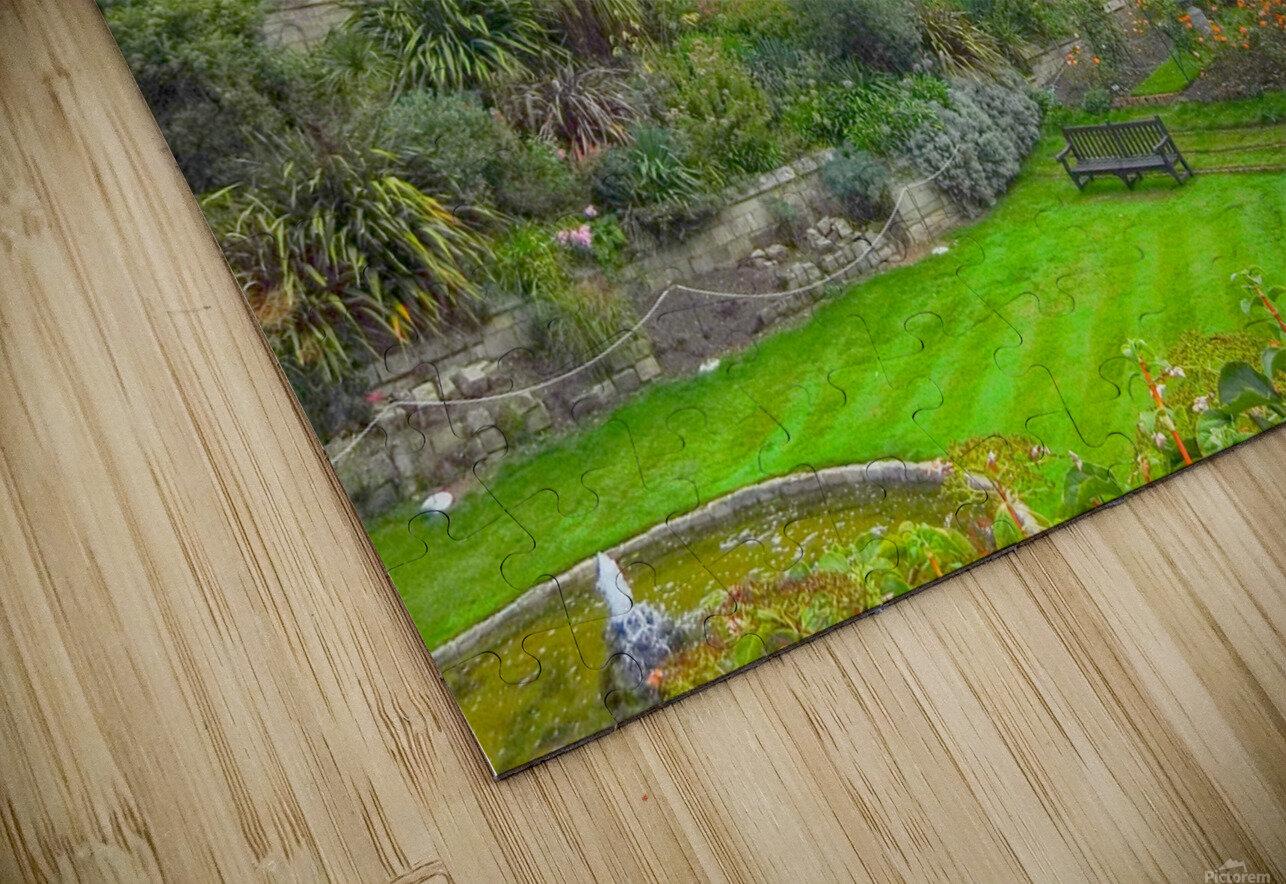 Windsor Castle Under Beautiful Blue Skies - Berkshire United Kingdom HD Sublimation Metal print