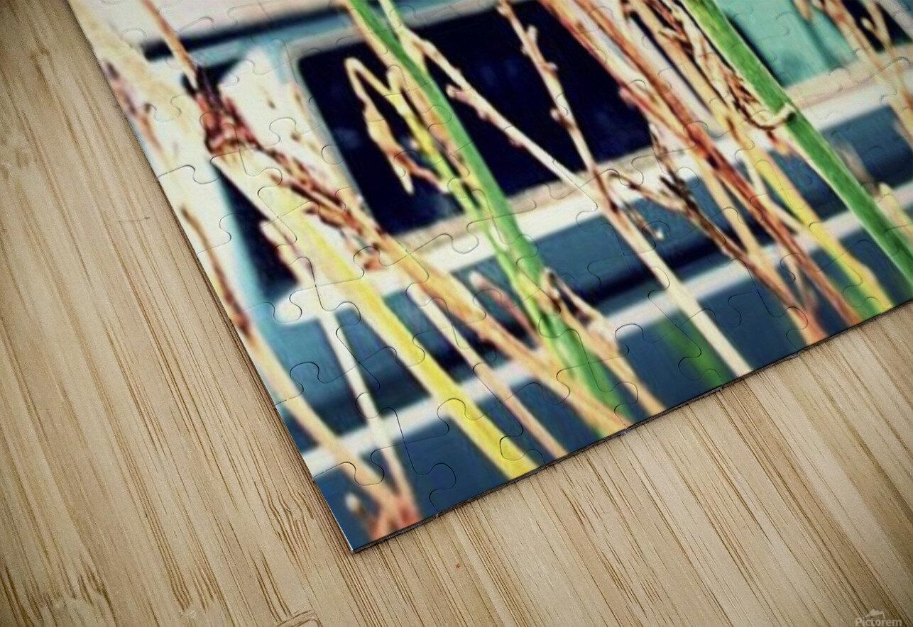 Van Life HD Sublimation Metal print