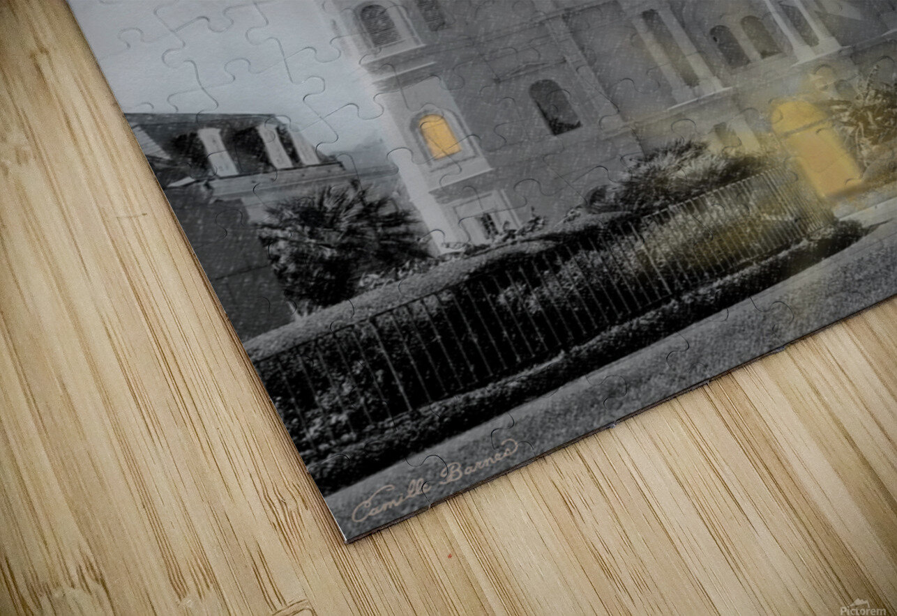 St Louis Cathedral - New Orleans HD Sublimation Metal print