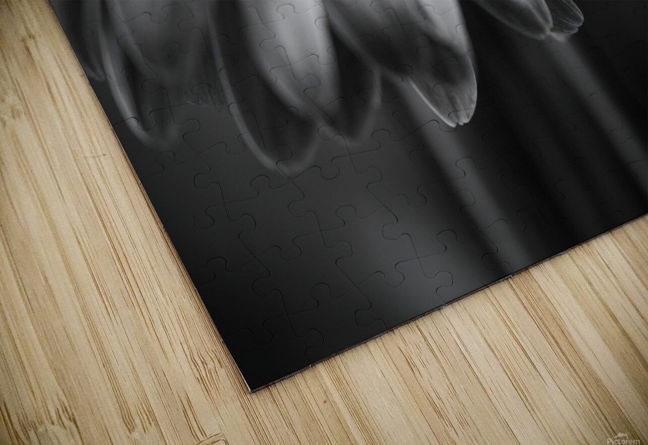 Ill Be There HD Sublimation Metal print
