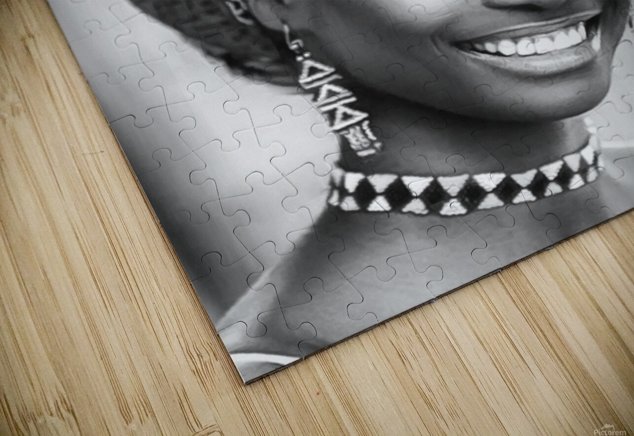 africa 1 HD Sublimation Metal print
