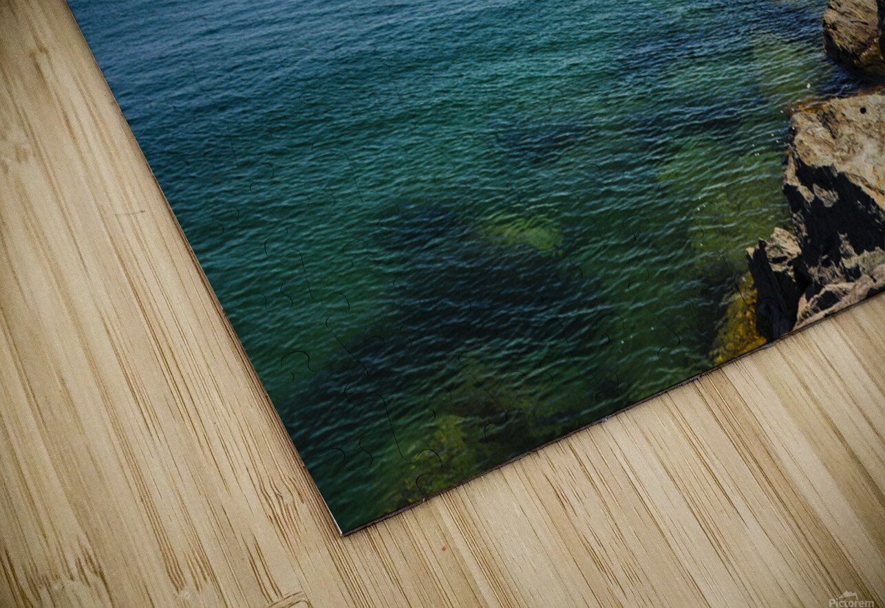 Tranquil Waters HD Sublimation Metal print