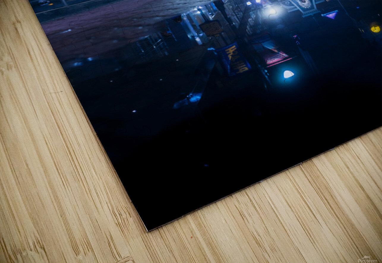 Mirrorverse HD Sublimation Metal print