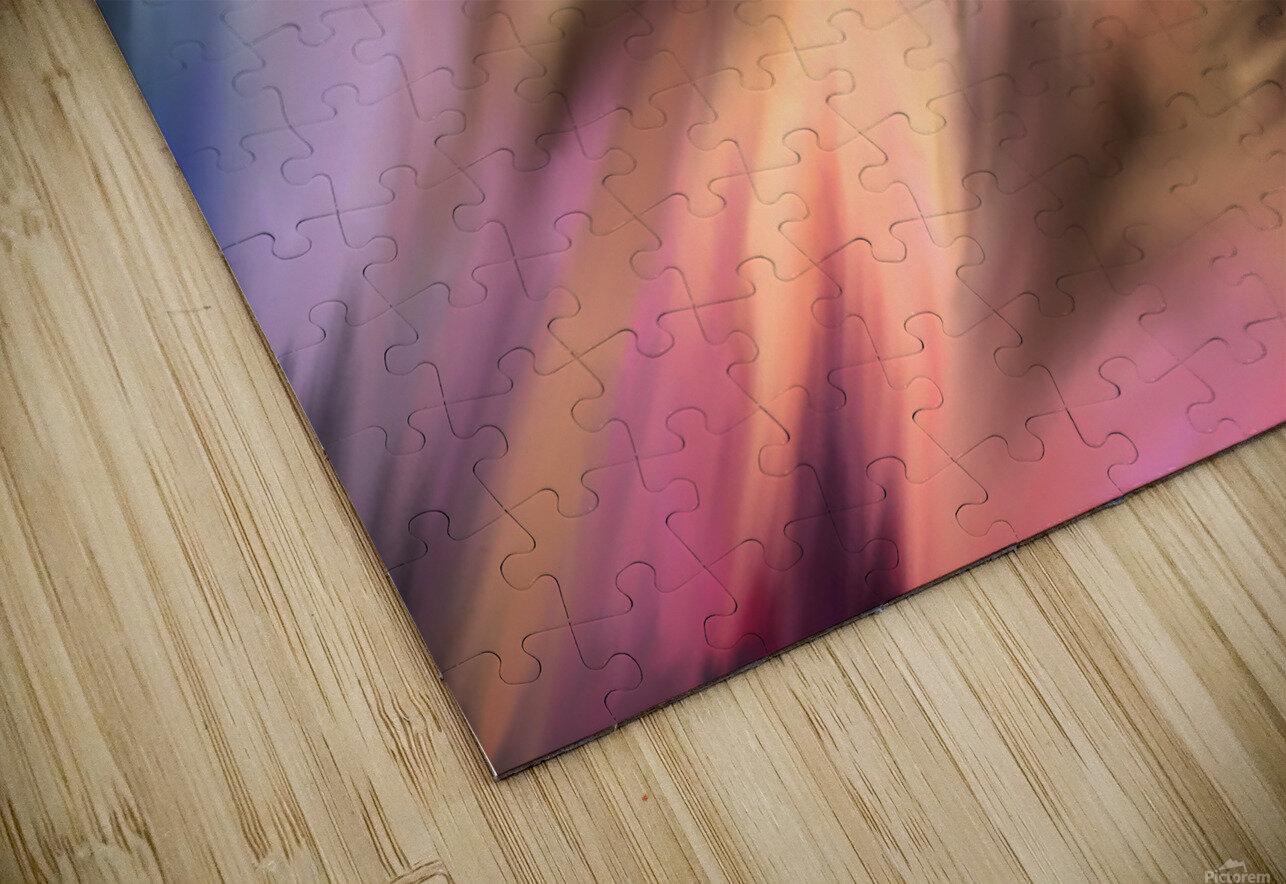 Turbulence HD Sublimation Metal print
