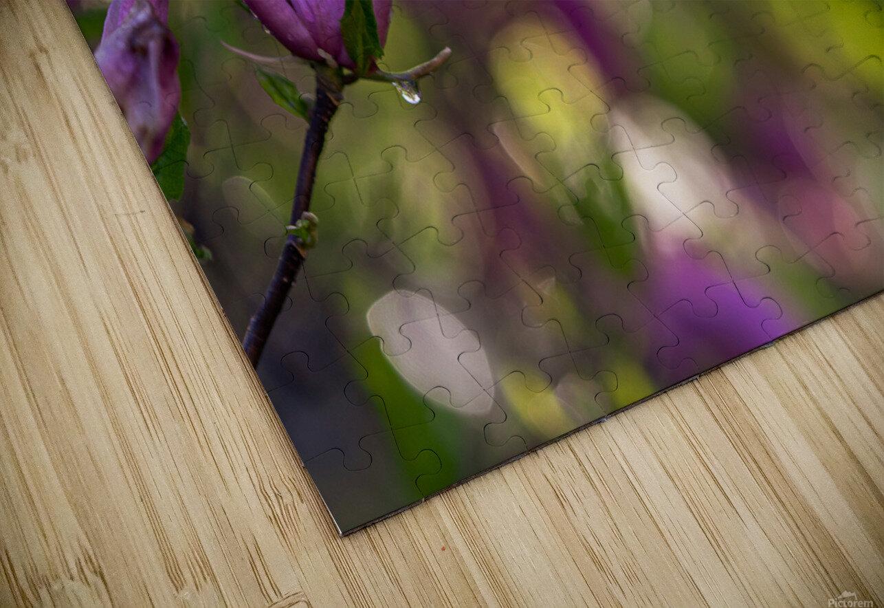 Confettis de Lady Suzanne Impression de sublimation métal HD