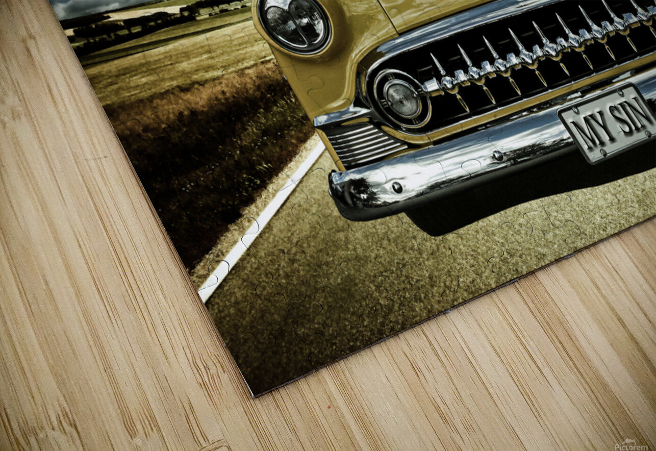 1953 Chevrolet HD Sublimation Metal print